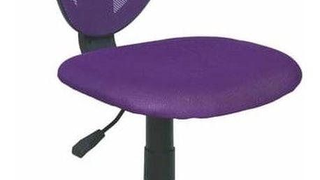Dětská židle Spike šedá