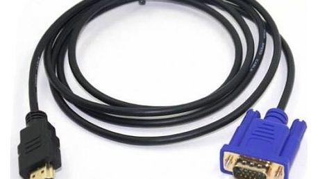 HDMI/VGA adaptér - 1,8 m