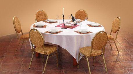 Jídelní kulatý stůl Rumba olše