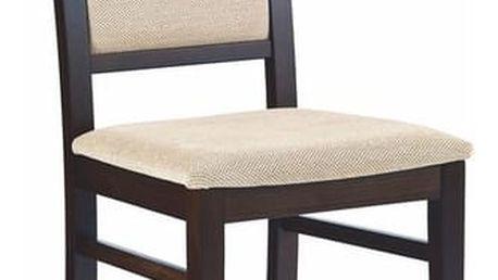 Dřevěná židle Sylwek 1 wenge