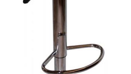 Barová židle H-2 červená