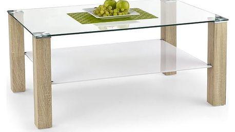 Konferenční stolek Ventura Law dub sonoma