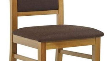 Dřevěná židle Sylwek 1 olše