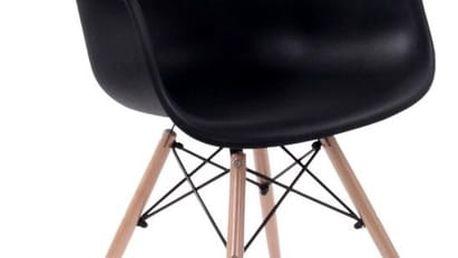 Jídelní židle K162 černá