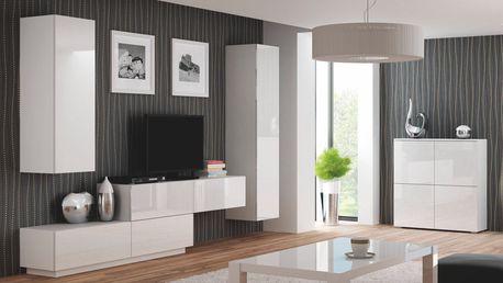 Skříňka Livo S120 černá