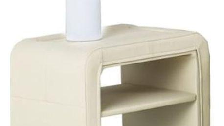Noční stolek Sara béžová