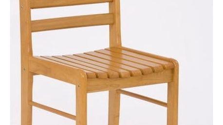 Dřevěná židle Bruce
