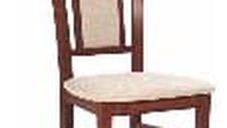 Dřevěná židle Konrad antická třešeň