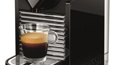 Nespresso Pixie Clips XN302010, černá/žlutá