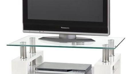 Televizní stolek RTV23 bílá