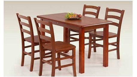 Dřevěný jídelní stůl Dinner 115 olše