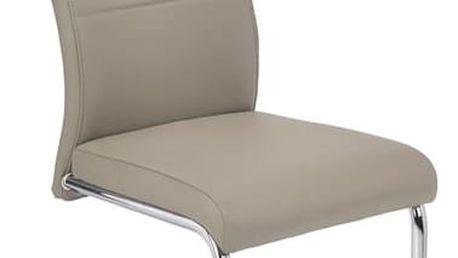 Kovová židle K183 černá
