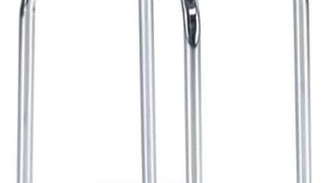Kovová stolička Piri černá