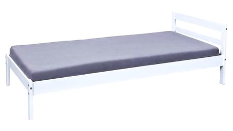 Postel Finy 90x200 bílá
