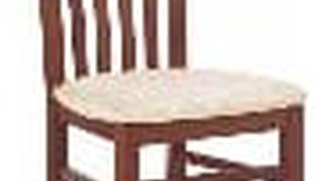 Dřevěná židle Gerard 7 antická třešeň