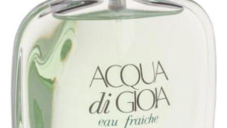Giorgio Armani Acqua di Gioia Eau Fraiche 100 ml toaletní voda pro ženy