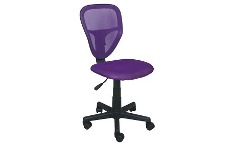 Dětská židle Spike růžová