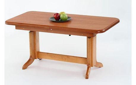Konferenční stůl Karol tmavý ořech