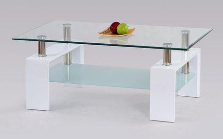 Konferenční stůl Diana lakovaný curry