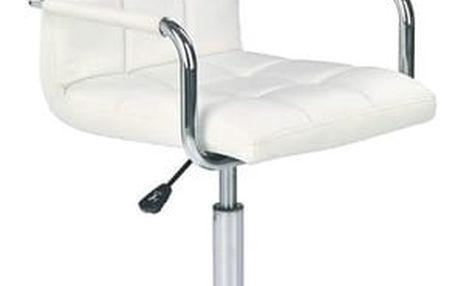 Dětská židle Gonzo bílá
