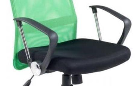 Kancelářská židle Vire zelená