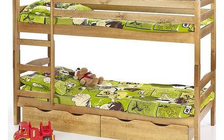 Zásuvka pod dětskou postel Sam olše