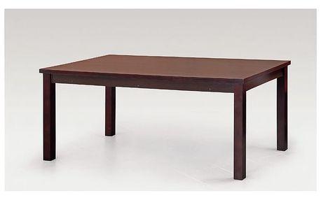 Jídelní stůl Samba 90x160 cm antická třešeň