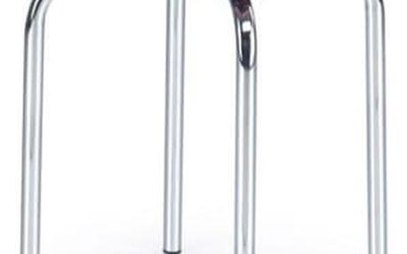 Kovová stolička Piri červená