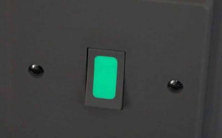 Fluorescenční pásky na vypínače - 10 kusů