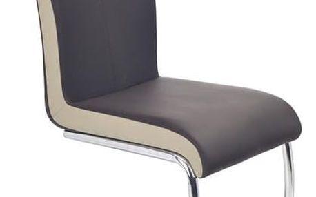 Kovová židle K184