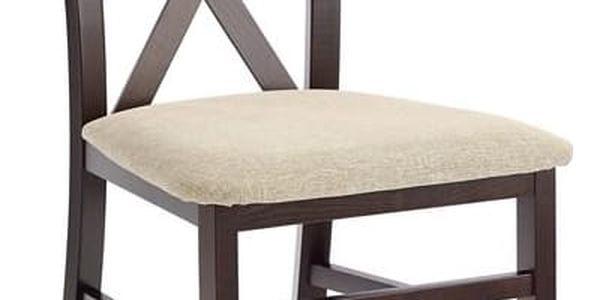 Dřevěná židle Dariusz dub sonoma3