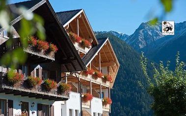 Itálie: Jižní Tyrolsko v apartmánu