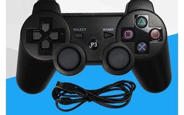 Černý ovladač na PS3