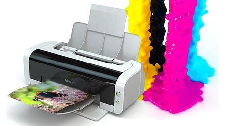 Kvalitní sada 5 kusů kompatibilních náplní do různých tiskáren Canon