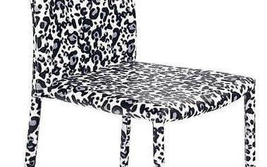 Kovová židle K200