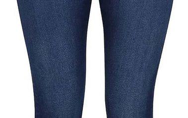 Modré osminkové džíny Dorothy Perkins