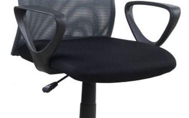 Kancelářská židle Alex šedá zk07