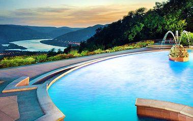 Maďarský Visegrád pro JEDNOHO s neomezeným wellness a polopenzí v 4* hotelu
