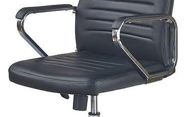 Kancelářské křeslo Atom černá