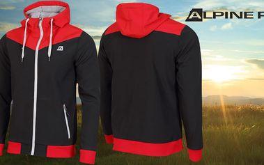 Pánská softshellová bunda Alpine Pro
