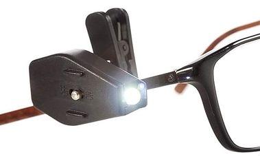 Svítilna na brýle s 360º LED světlem