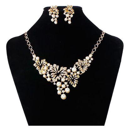 Sada šperků v luxusním stylu