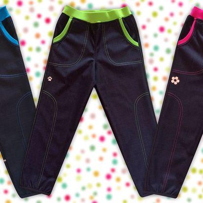 Softshellové kalhoty Gudo pro malé uličníky