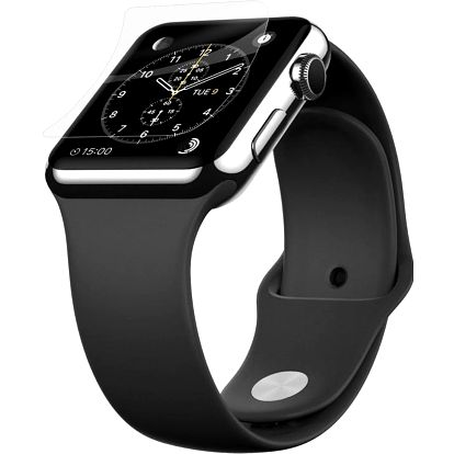 Belkin ScreenForce InvisiGlass ochranné sklo pro Apple Watch (38mm) - F8W714vf
