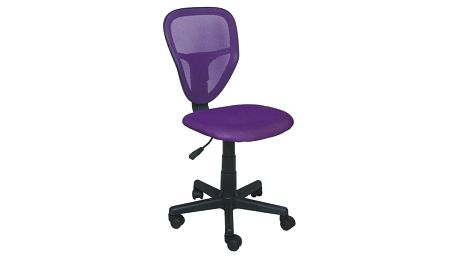 Dětská židle Spike fialová