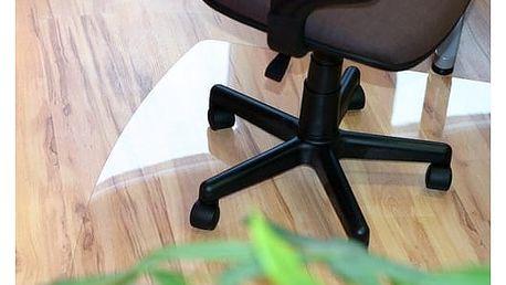 Ochranná podložka pod křesla a židle 125 x 100 cm