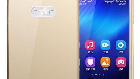 Ochranný kryt s kovovým rámem na Huawei Honor 6 - 4 varianty