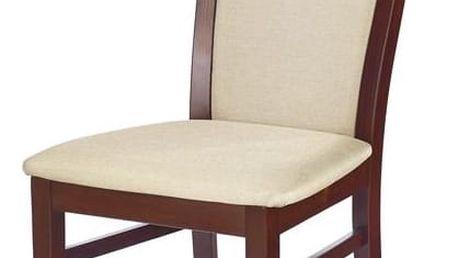 Jídelní židle Damian antická třešeň