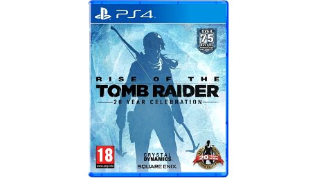 Rise of the Tomb Raider - 20 Year Celebration Edition (PS4)