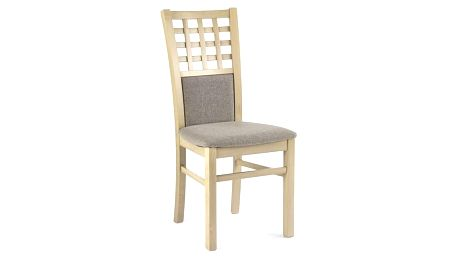 Dřevěná židle Gerard 3 dub sonoma